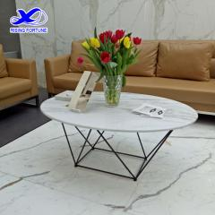 simple marble sofa table